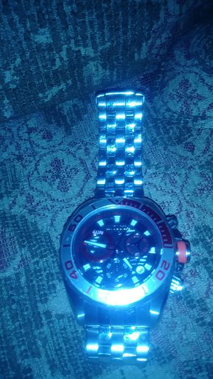 Invicta waterproof sports watch for Sale in Washington, DC