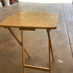 Folding Table  Thumbnail