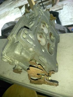 Carburator bote for 80 Thumbnail