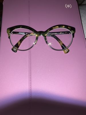 Photo Coach Tortoise Cat Eye Frames/Glasses