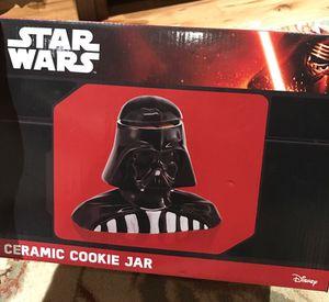 Star Wars Darth Vader Ceramic Cookie Jar for Sale in Salt Lake City, UT