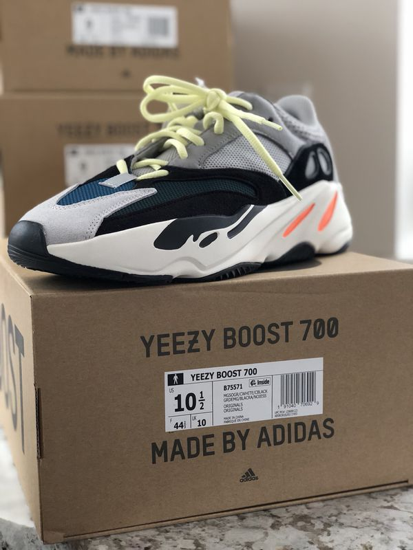 cf15a182312 Size 9 Adidas yeezy boost 700 wave runner DS for Sale in Federal ...