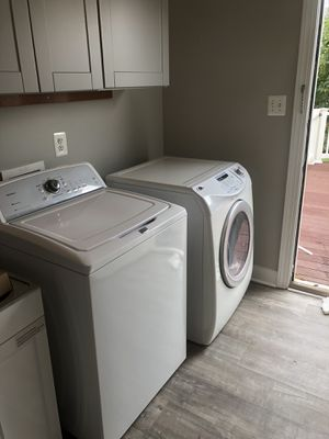 Maytag high-end washer and dryer for Sale in Chantilly, VA