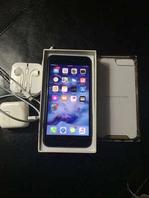 iPhones 8 plus (Space gray) 64GB for Sale in Takoma Park, MD