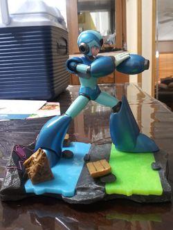Mega Man X Statue Thumbnail