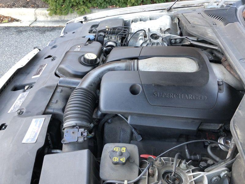 2004 jaguar xjR supercharged v8