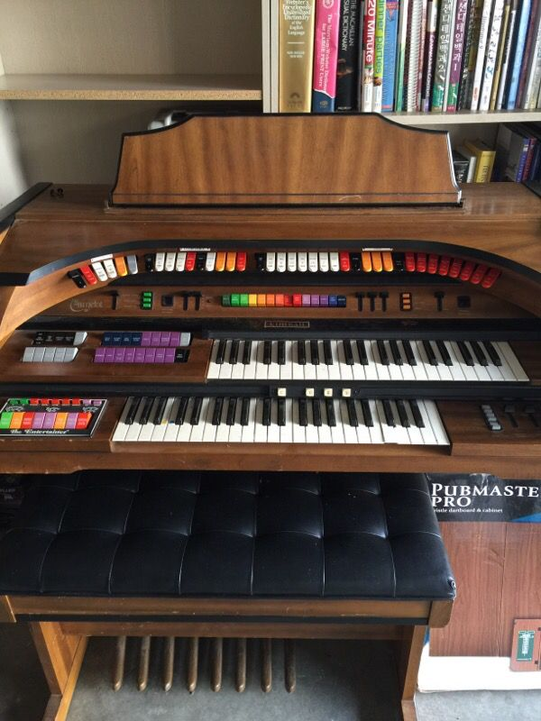 Kimball Camelot Organ for Sale in Beaverton, OR - OfferUp