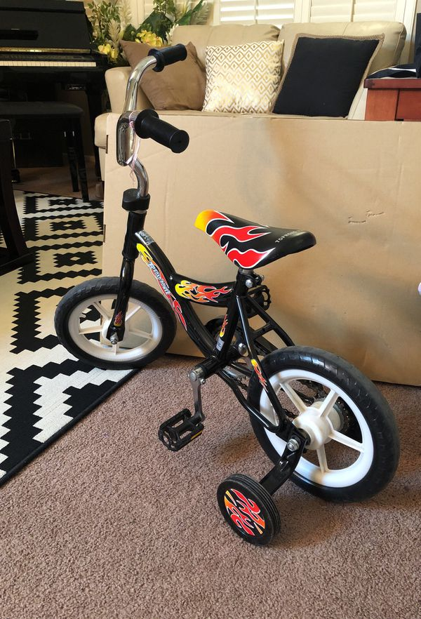 Toddler Fire Flames Bike For Sale In Riverside Ca Offerup