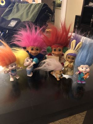 Troll Collection for Sale in Detroit, MI