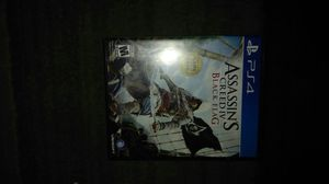 Assassin's creed black flag for ps4 for Sale in Salt Lake City, UT