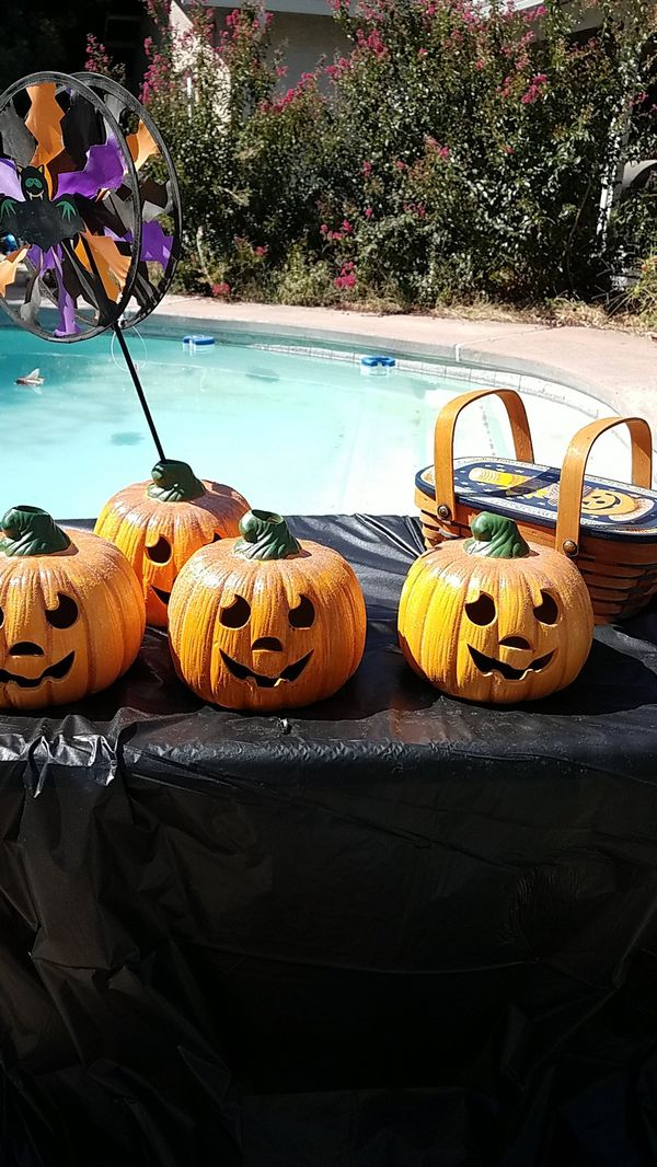 Halloween decorations for Sale in Valley Home, CA - OfferUp