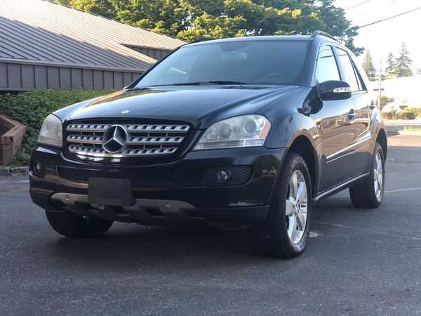mercedes benz ml500 awd 2007 for sale in tacoma wa offerup. Black Bedroom Furniture Sets. Home Design Ideas