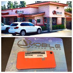 Unlocked IPhone XR 64gb ( Coral ) Thumbnail