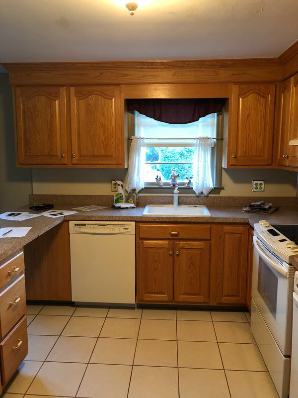 Complete Kitchen Cabinets Appliances For Sale In Brockton Ma Offerup