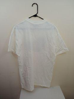 Women's L Vtg fossil graphic white t-shirt Thumbnail