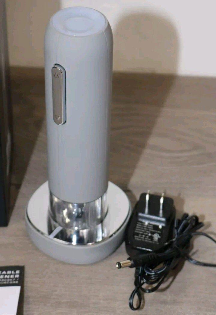 Modal - Rechargeable Wine Opener - Gray