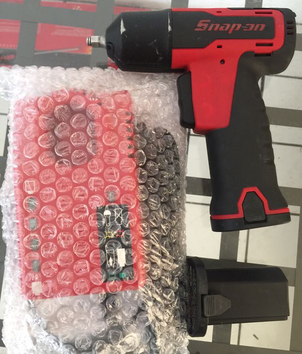 Snap on impact wrench for Sale in Oakland, CA - OfferUp