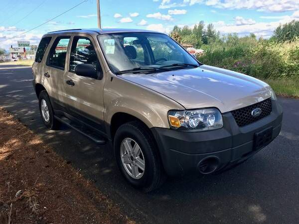2007 Ford Escape 4wd Clean Le Low Miles