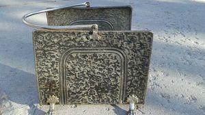 Antique Hand Made Metal Wood Carrier for Sale in Denver, CO
