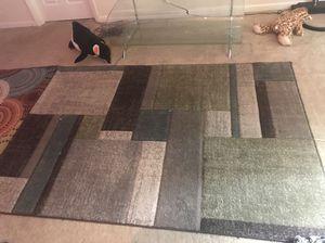 modern rug for Sale in Lincolnia, VA