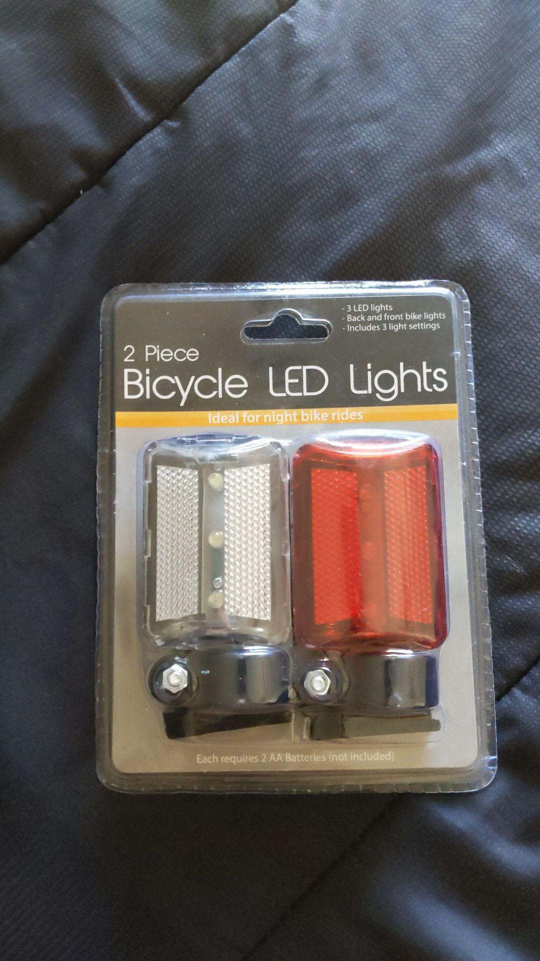 Led bike lightes