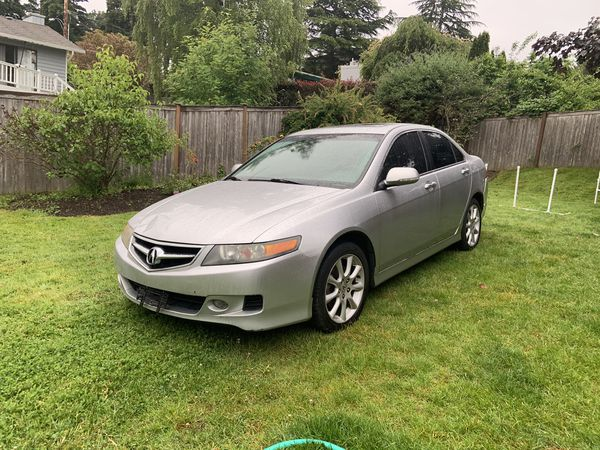 Acura Tsx 6speed Manual For Sale In Kenmore Wa Manual Guide