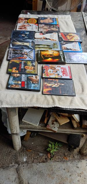 DVDs $1.00 for Sale in Tampa, FL