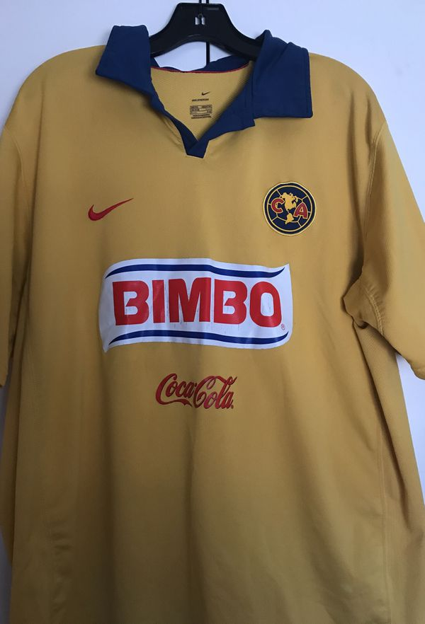 finest selection 63668 8e0d8 Club America jersey xxl for Sale in South Gate, CA - OfferUp