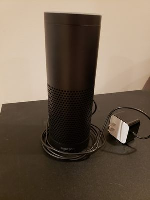 Amazon echo plus with Built-in Bluetooth speaker for Sale in NO POTOMAC, MD