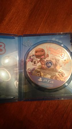 Little big planet 3 for PS4 Thumbnail