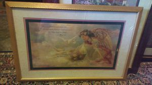 Angel w/ Matthew 5:6 for Sale in Columbus, OH