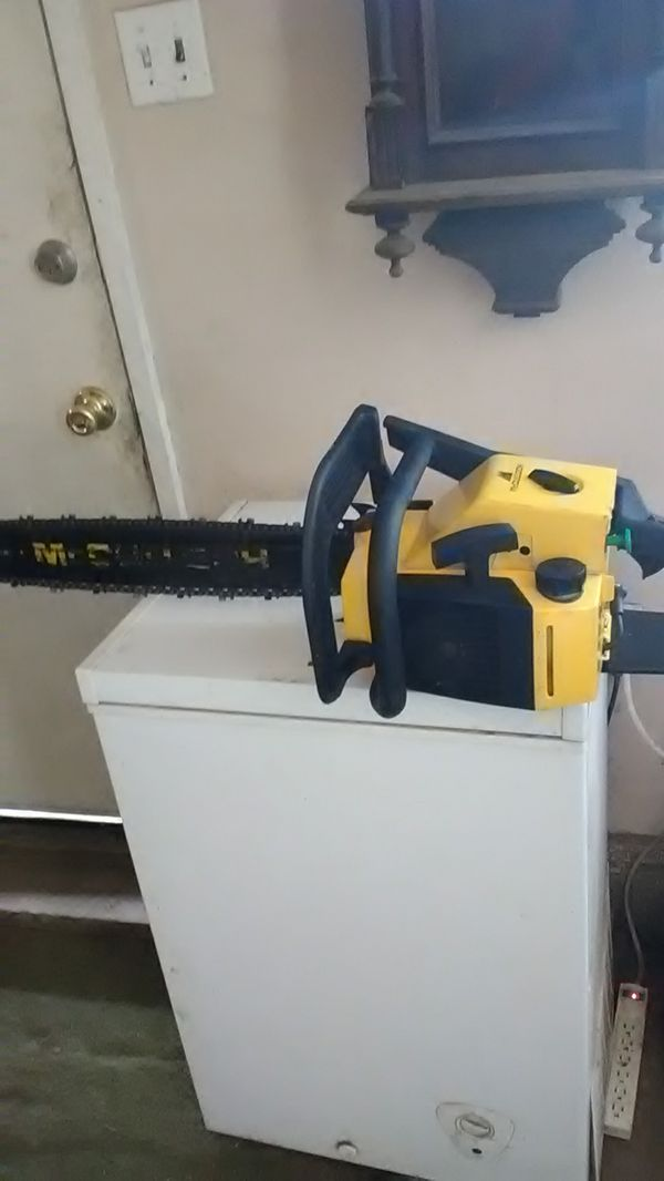 New and Used Chainsaw for Sale in Milpitas, CA - OfferUp
