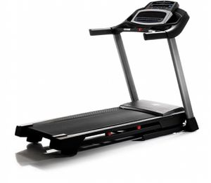 Nordic Track T 6.7c Treadmill- Like new—bought new 1 year ago and used less than 5 times for Sale in Ashburn, VA