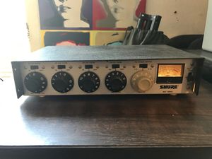 Vintage Shure Pro Audio 4 Channel Microphone Mixer M67 Series For In Las Vegas