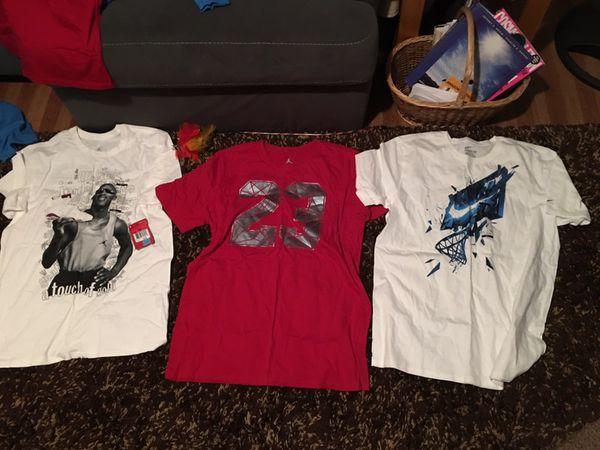abb279260764 Jordan.. nike 1 kobe shirts large for Sale in Scranton