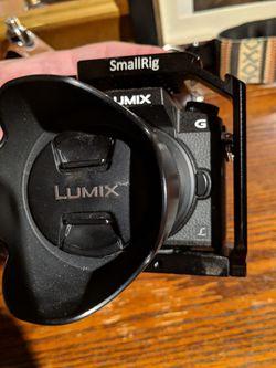 4K DSLR Lumix G7 Thumbnail