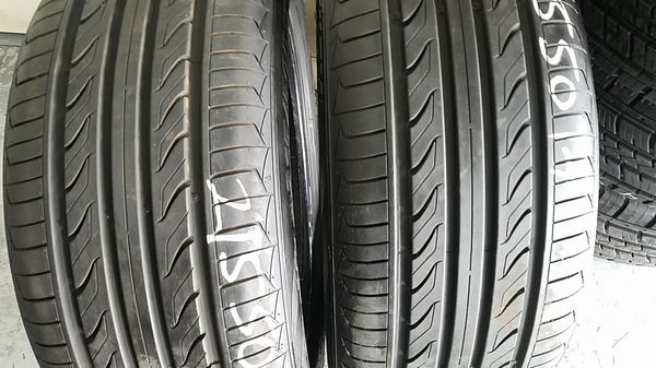 2 Tires 215 50 17 Sentury Uhp 99 Tread Dot 2517 For Sale In