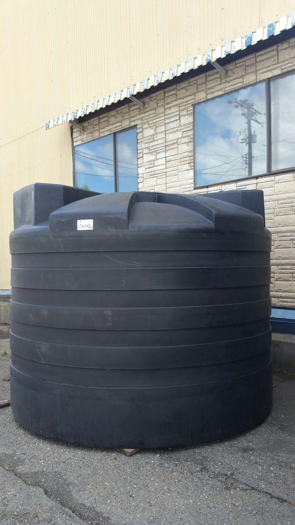 Bushman Water Tank 2650 Gallons For Sale In Tacoma Wa