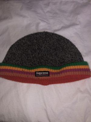 f568938740412 Supreme winter hat for Sale in Saint CLR SHORES