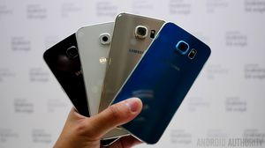 Samsung Galaxy S6 - Factory Unlocked - Comes w/ Box + Accessories & 1 Month Warranty for Sale in Falls Church, VA