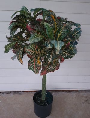 Beautiful decorative fake tree for Sale in St. Louis, MO