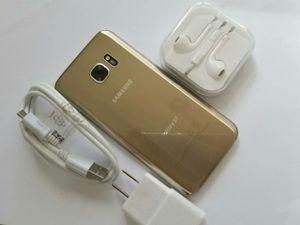 Samsung Galaxy S7, Factory Unlocked, Excellent condition for Sale in Arlington, VA