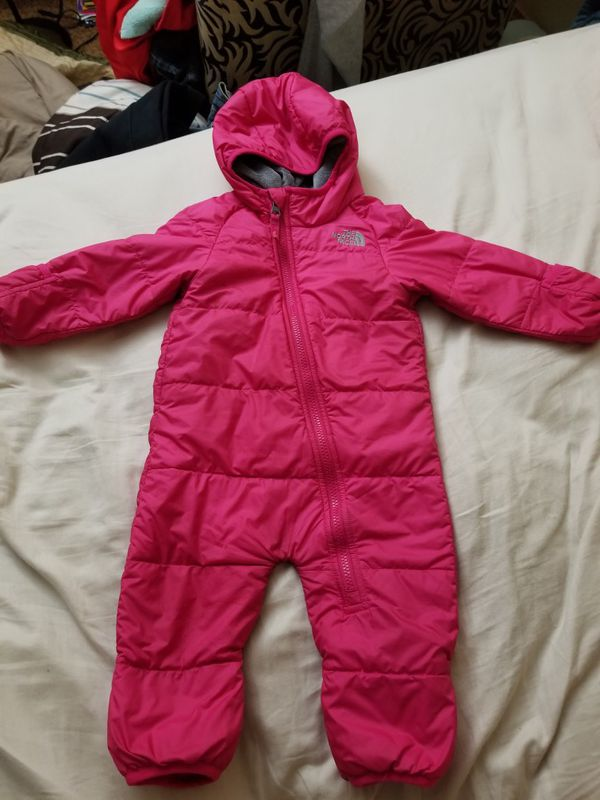 d7d41e19a The North Face Infant Travel Cold weather Suit for Sale in Tacoma ...