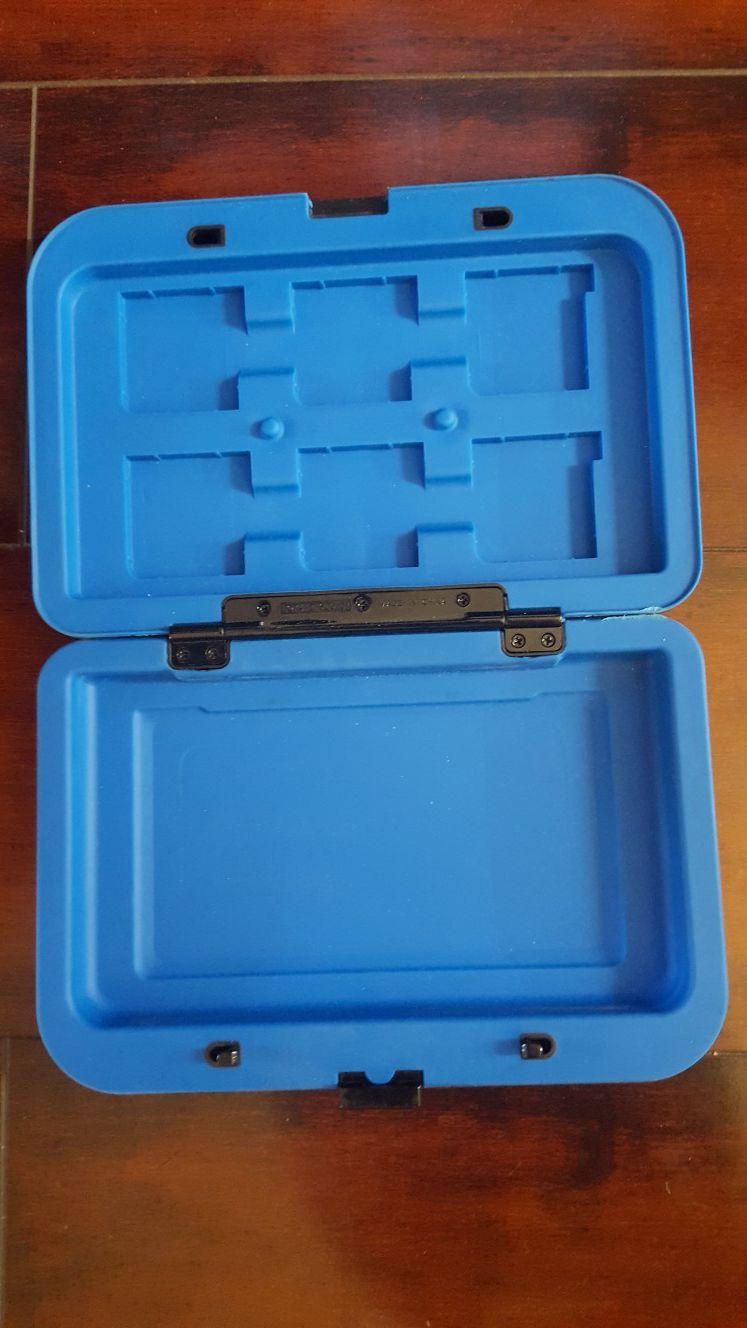 Nintendo 3Ds hard case