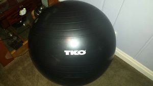 Fitness ball for Sale in Fairfax, VA