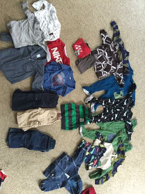 12 month boys clothes for Sale in Ashland, VA
