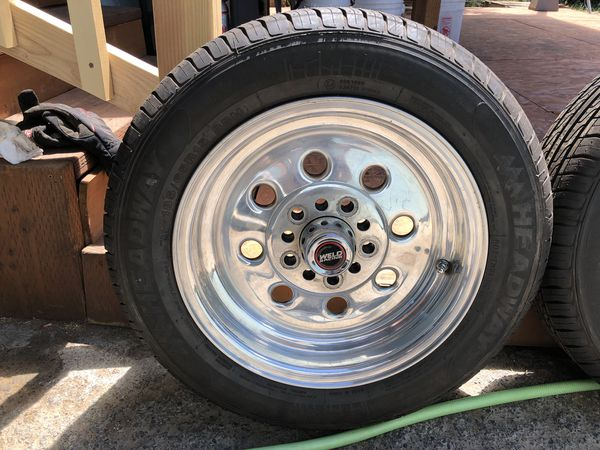 Weld Racing Wheels and brand new tires for Sale in Yakima, WA - OfferUp