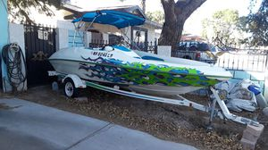 boat sea ray 1996 for sale excellent condition for Sale in Las Vegas, NV
