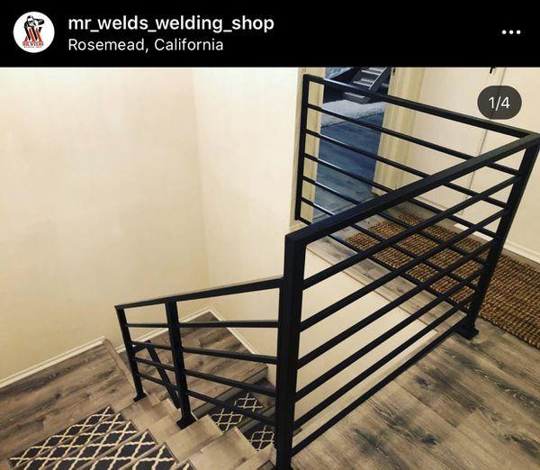 Modern Stair Railings For Sale In Buena Park, CA