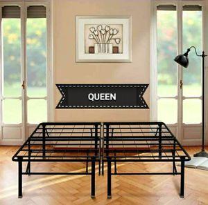 New Queen Platform Bed Frame for sale  Springdale, AR